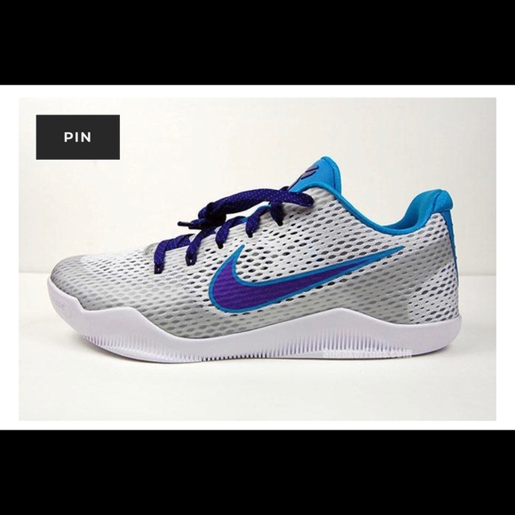 """competitive price 70e1d e2a91 Nike Kobe 11 """"Draft Day"""" Sneakers"""